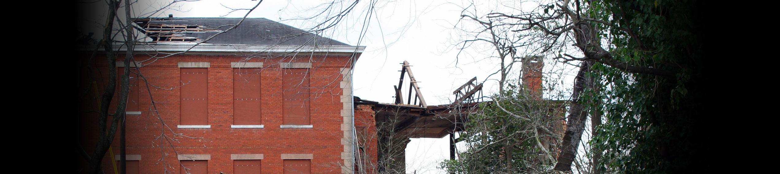 Wind & Storm Damage Repairs in Paul Davis Restoration of Allegheny County